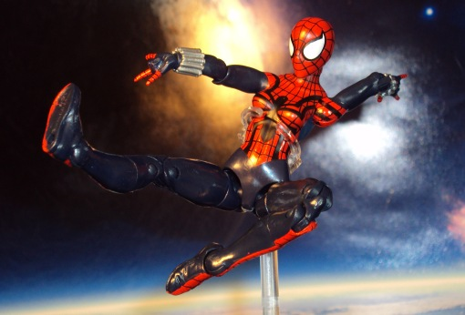 Marvel Legends Infinite May SpiderGirl 07