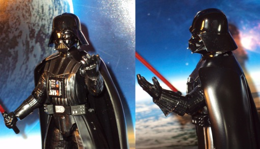 Bandai Darth Vader Model Kit 03