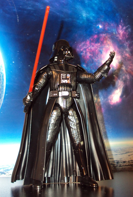 Bandai Darth Vader Model Kit 08