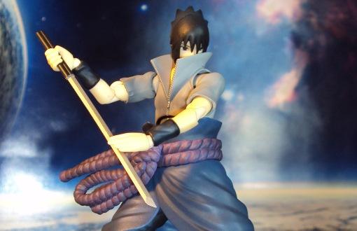 Bandai S.H. Figuarts Naruto Shippuden Uchiha Sasuke 04