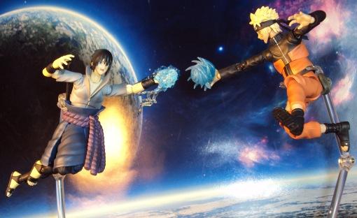 Bandai S.H. Figuarts Naruto Shippuden Uchiha Sasuke 05