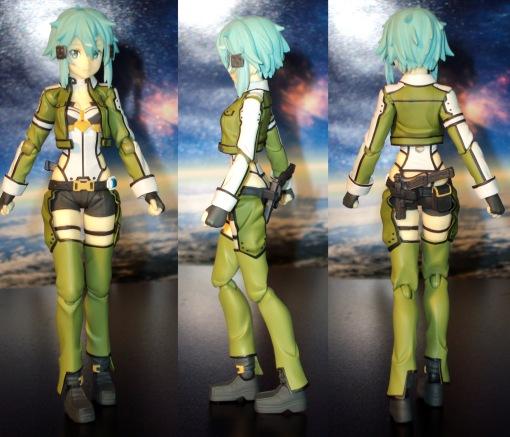 Figma Sword Art Online II Sinon 02