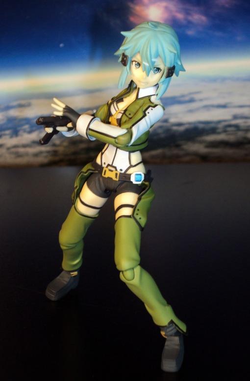 Figma Sword Art Online II Sinon 04
