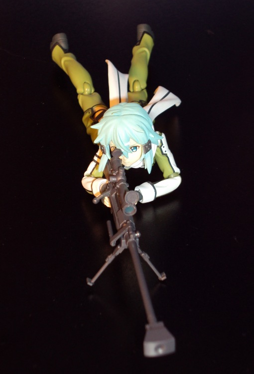 Figma Sword Art Online II Sinon 05
