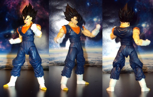 Bandai S.H.Figuarts Dragon Ball Z Vegetto 02
