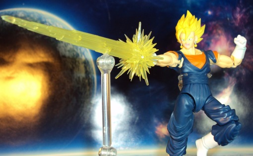 Bandai S.H.Figuarts Dragon Ball Z Vegetto 04