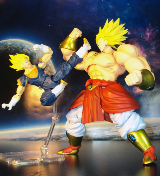 Bandai S.H.Figuarts Dragon Ball Z Vegetto 05