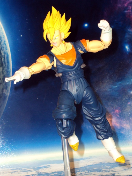 Bandai S.H.Figuarts Dragon Ball Z Vegetto 06