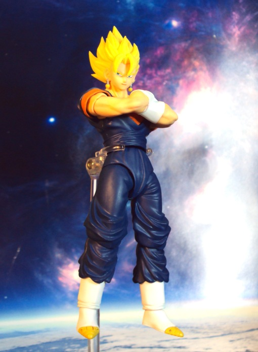 Bandai S.H.Figuarts Dragon Ball Z Vegetto 08