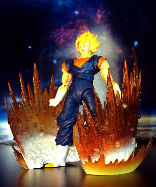 Bandai S.H.Figuarts Dragon Ball Z Vegetto 09