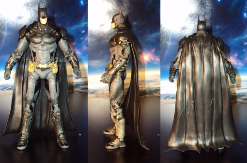 DC Collectibles Batman Arkham Batman 02