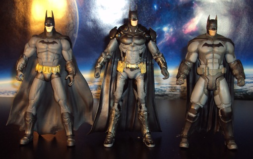 DC Collectibles Batman Arkham Batman 03