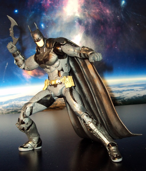 DC Collectibles Batman Arkham Batman 04