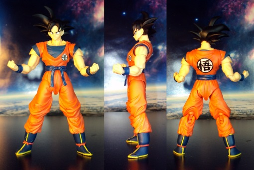 SDCC Bandai S.H. Figuarts Dragon Ball Z Son Goku Frieza Saga 02