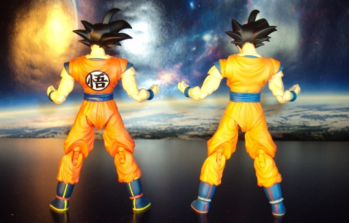 SDCC Bandai S.H. Figuarts Dragon Ball Z Son Goku Frieza Saga 03