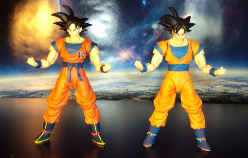 SDCC Bandai S.H. Figuarts Dragon Ball Z Son Goku Frieza Saga 04