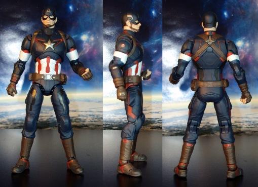 Bandai S.H. Figuarts Avengers Age of Ultron Captain America 02