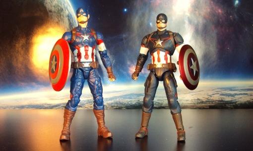 Bandai S.H. Figuarts Avengers Age of Ultron Captain America 06