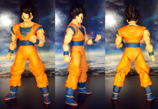 Bandai S.H. Figuarts Dragon Ball Z Ultimate Son Gohan 02