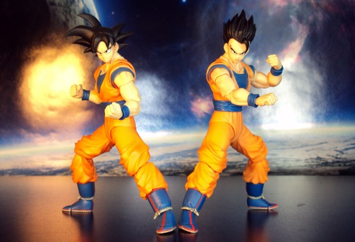 Bandai S.H. Figuarts Dragon Ball Z Ultimate Son Gohan 04