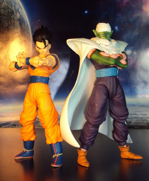 Bandai S.H. Figuarts Dragon Ball Z Ultimate Son Gohan 05