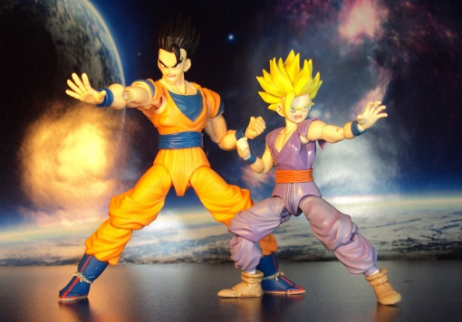 Bandai S.H. Figuarts Dragon Ball Z Ultimate Son Gohan 07