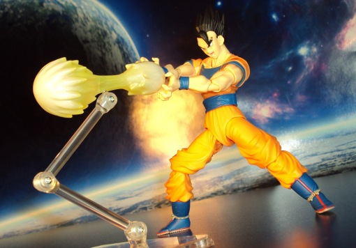 Bandai S.H. Figuarts Dragon Ball Z Ultimate Son Gohan 08