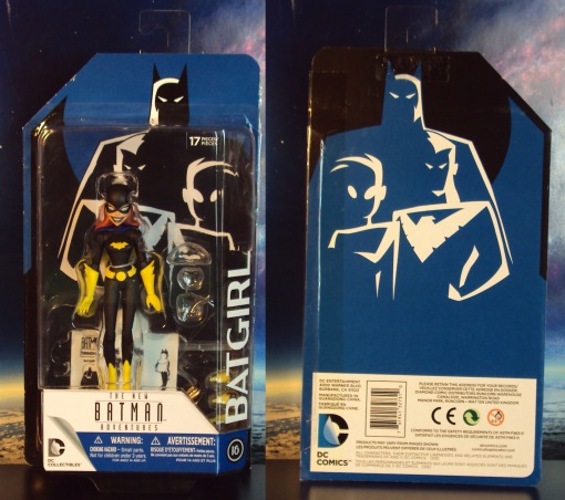 DC Collectibles Batman Animated Batgirl 01