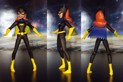 DC Collectibles Batman Animated Batgirl 03