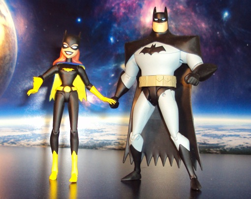 DC Collectibles Batman Animated Batgirl 05