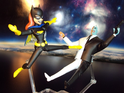 DC Collectibles Batman Animated Batgirl 06