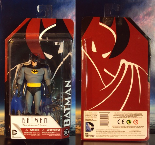 DC Collectibles Batman Animated Batman 01