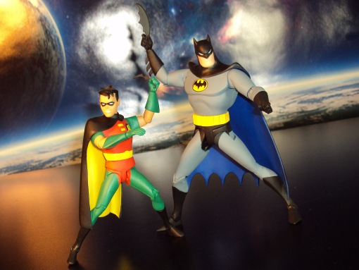 DC Collectibles Batman Animated Batman 05