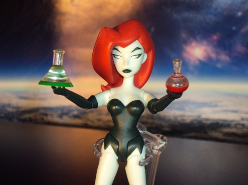 DC Collectibles Batman Animated Poison Ivy Action Figure 03