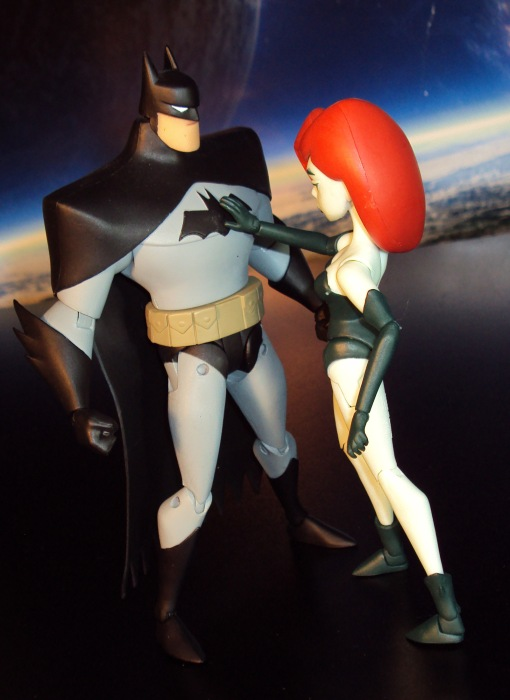 DC Collectibles Batman Animated Poison Ivy Action Figure 05
