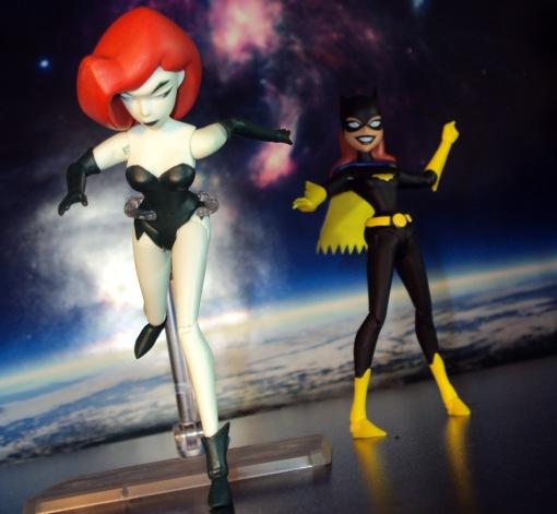 DC Collectibles Batman Animated Poison Ivy Action Figure 06