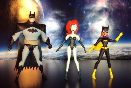 DC Collectibles Batman Animated Poison Ivy Action Figure 07