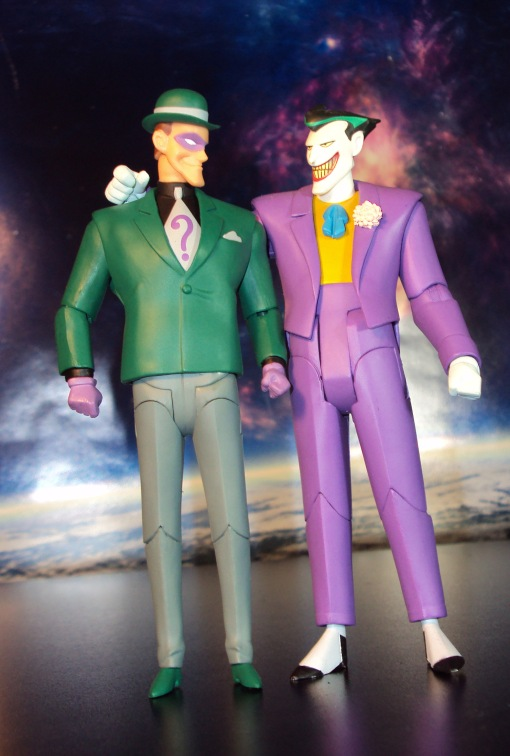 DC Collectibles Batman Animated The Riddler Action Figure 04