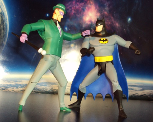 DC Collectibles Batman Animated The Riddler Action Figure 05