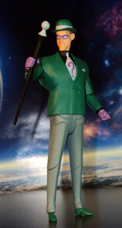 DC Collectibles Batman Animated The Riddler Action Figure 06