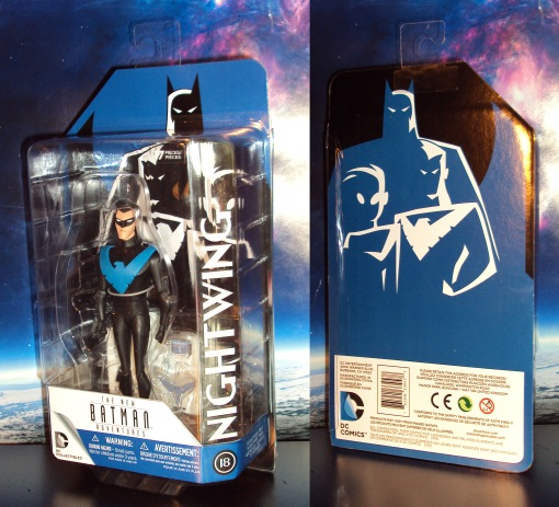 DC Collectibles Batman Animated Series Nightwing 01
