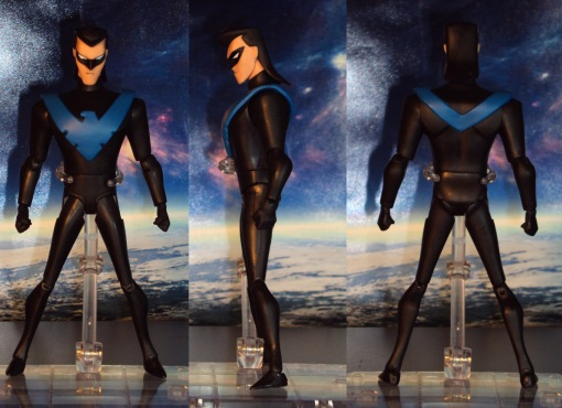 DC Collectibles Batman Animated Series Nightwing 02