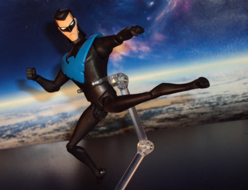 DC Collectibles Batman Animated Series Nightwing 04