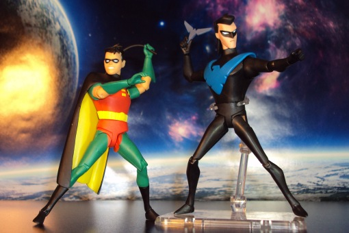 DC Collectibles Batman Animated Series Nightwing 05
