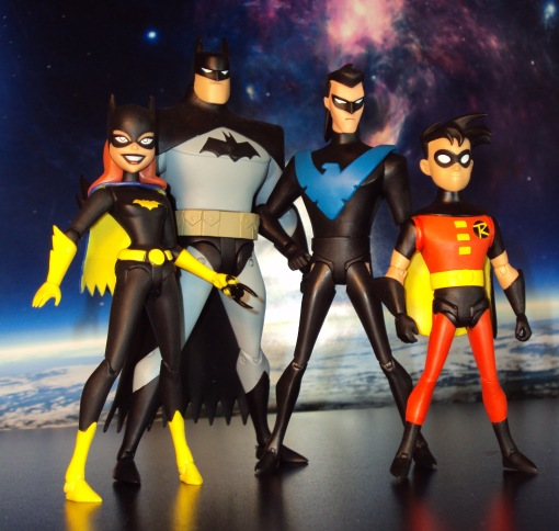DC Collectibles Batman Animated Series Nightwing 06
