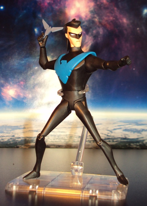 DC Collectibles Batman Animated Series Nightwing 07