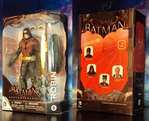 DC Collectibles Batman Arkham Knight Robin 01