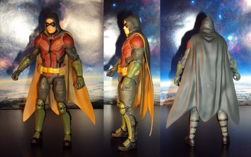 DC Collectibles Batman Arkham Knight Robin 02