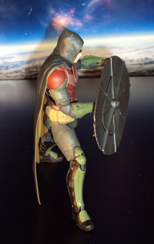 DC Collectibles Batman Arkham Knight Robin 03