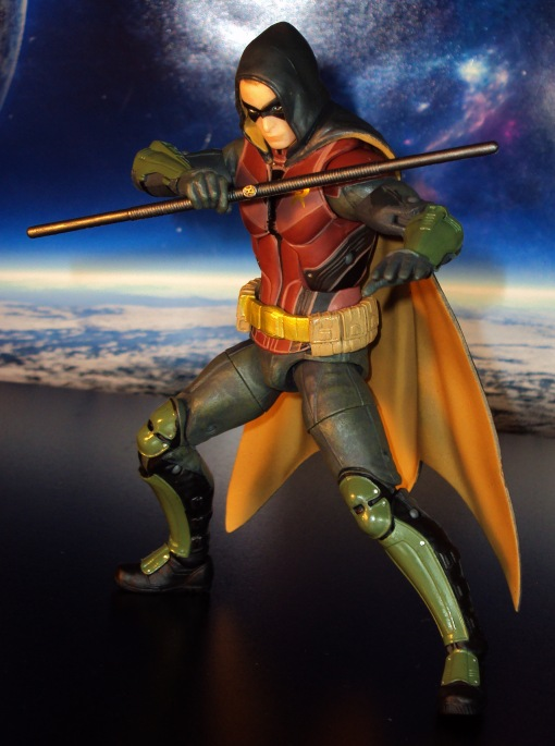 DC Collectibles Batman Arkham Knight Robin 05